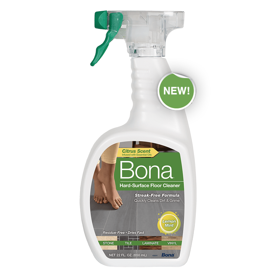 Bona® Hard-Surface Floor Cleaner with Lemon Mint