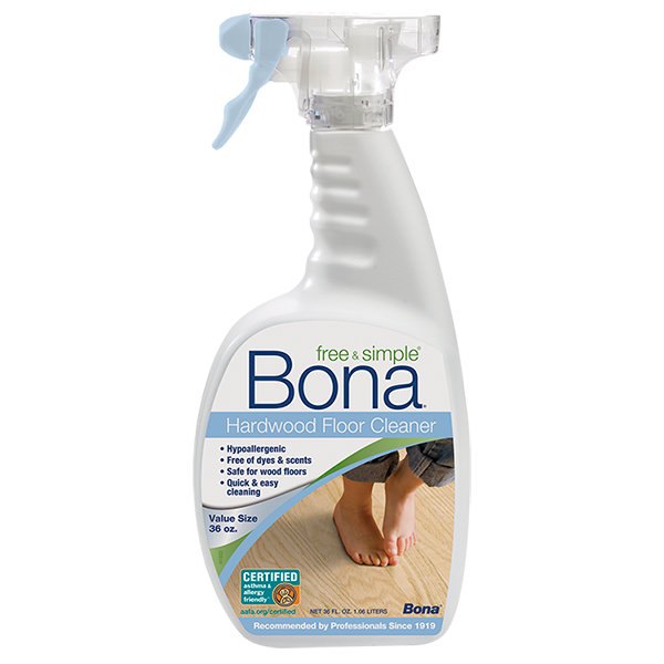 Bona Free & Simple® Hardwood Floor Cleaner (36 oz)