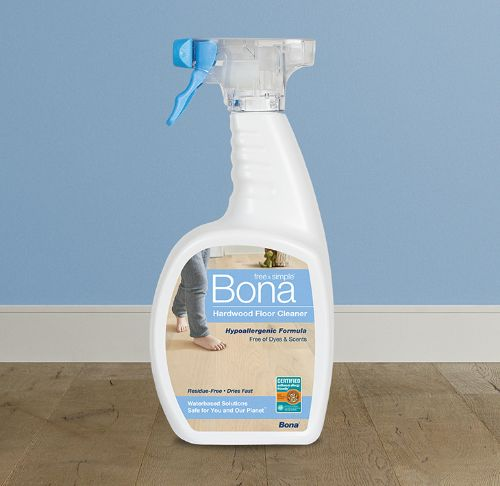 Bona free & simple® Hardwood Floor Cleaner