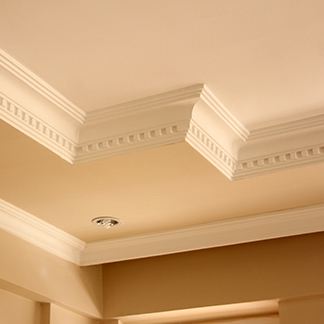 &lt;p&gt;Add a bit of luxury to your rooms when you install things like chair rails, picture rails or crown molding. There are even crown molding kits that will allow for simple installs. Each of these wall options are inexpensive and go a long way towards changing the look of your home.&lt;/p&gt;<br/><br/>&lt;p&gt;&amp;nbsp;&lt;/p&gt;<br/>
