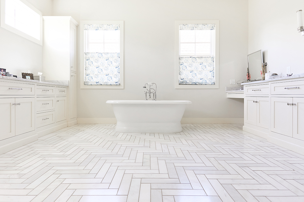 How to Polish Tile Floors