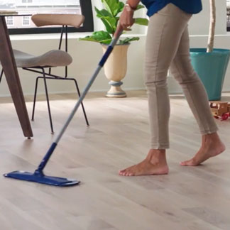 <p>It doesn&rsquo;t cost a fortune to protect&nbsp; hardwood floors.Learn about simple solutions at 0:15.</p><br/>