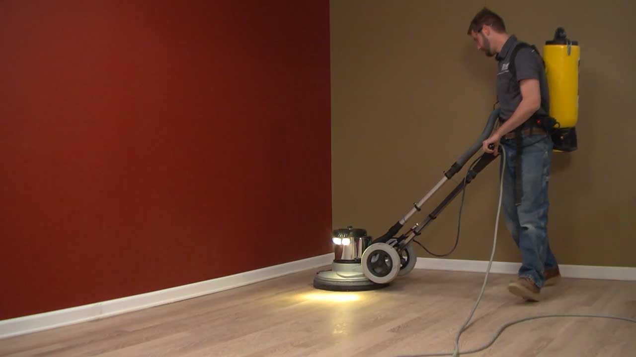 How to Sand and Finish Floors