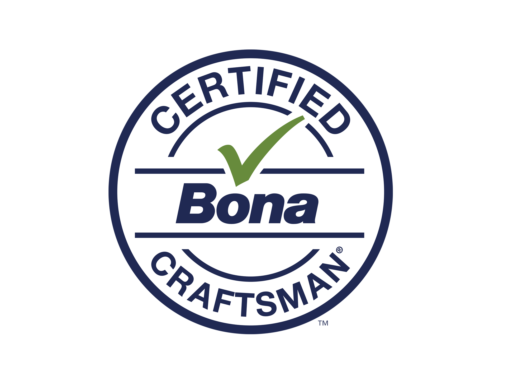Save Time with a Trusted Bona Certified Craftsman