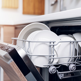 <p>Don&rsquo;t wait to load the dishwasher. Since most of the mess being made at a party will be glasses and kitchenware, don&rsquo;t let this big task wait until morning&mdash;you might feel overwhelmed waking up to a sink full of dirty dishes</p><br/>
