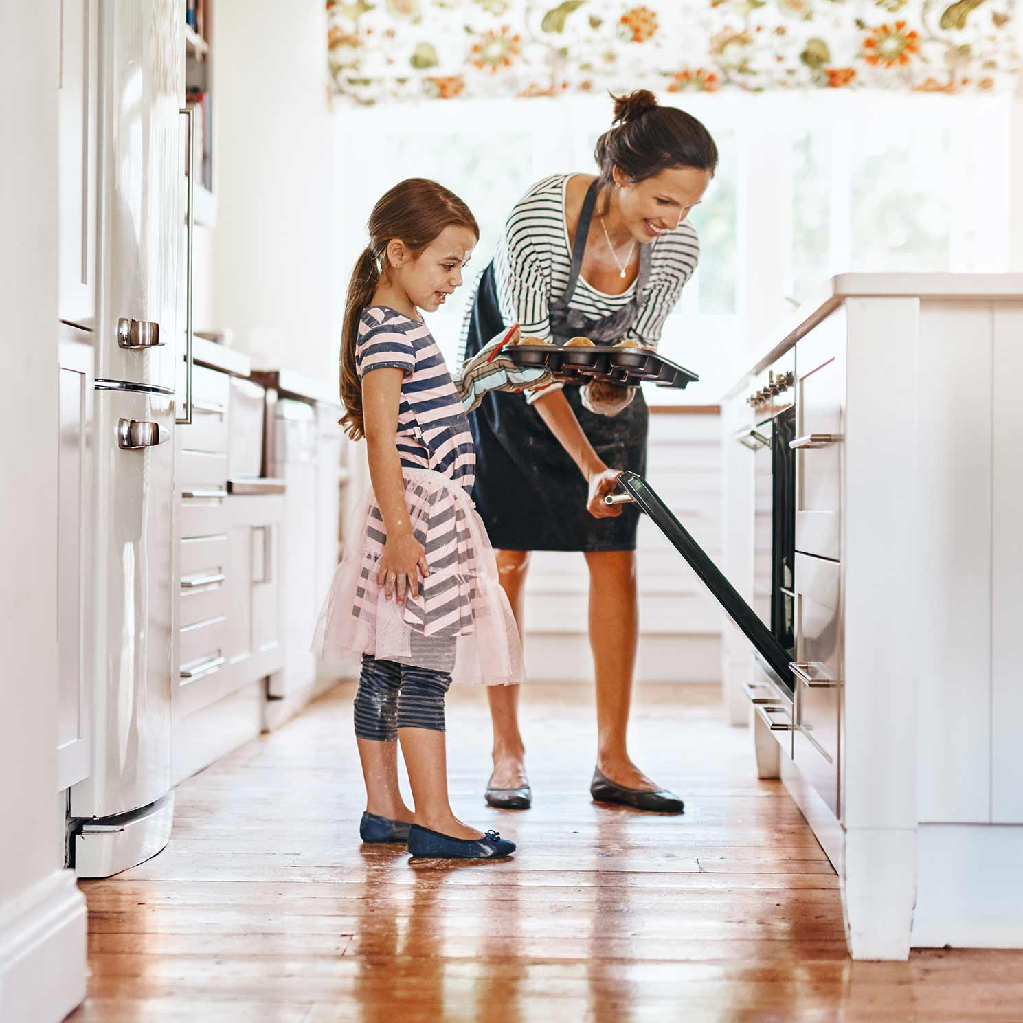 <p><strong>As you come up with your hardwood floor maintenance routine, remember that the overall use of your floors will dictate how often you need to clean.</strong> High-traffic areas may need to be mopped or polished more often, while less-used floors can go a bit longer between intense cleanings.</p><br/>